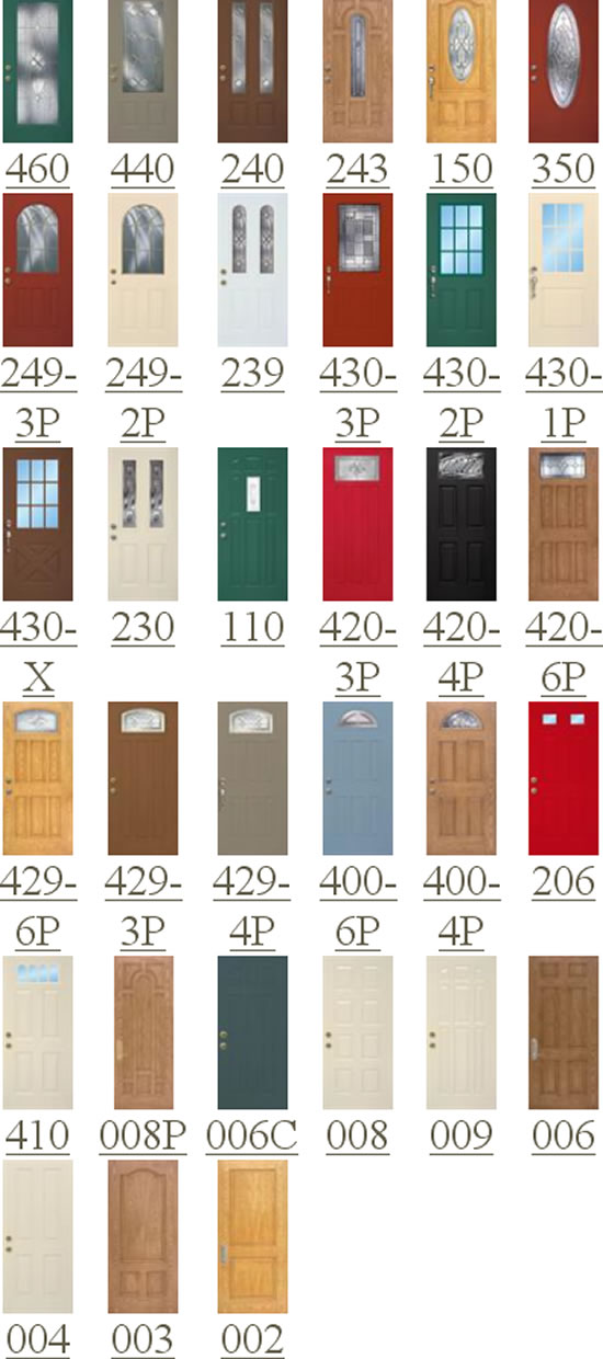 Entry Doors WoodWindowsDCcom - Front door styles